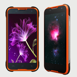 4G LTE Blackview BV5000 IP67 a prueba de choques a prueba de polvo resistente androide 5.1 de 64 bits Quad Core MTK6735 2GB 16GB OTG 13MP cámara de Smartphone