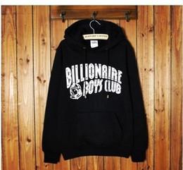 Wholesale new autumn winter brand Hoodie sweatshirt hip hop BILLIONAIRE BOYS CLUB BBC fashion men s sports fleece pullover