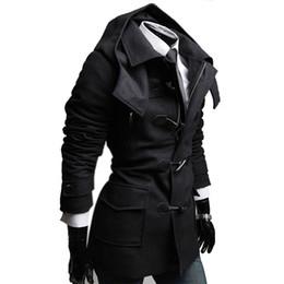 Discount Mens Duffle Coats | 2017 Mens Winter Duffle Coats on Sale ...
