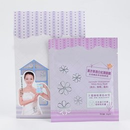 Wholesale Face Care Whitening Moisturizing Lavender Ruddy Face Mask Beauty Makeup Cosmetic Accessories maquiagem HJ0128