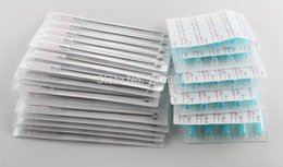 Wholesale RM FT Tattoo Needles and Tubes Mixed of Sterile Tattoo Needles Disposable Tattoo Tips