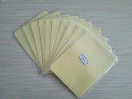 Wholesale Hot Sale Tattoo Supply x6 Inch Rubber Tattoo Practice Skin Blank Tattoo Skin Sheet for Tattoo Practise