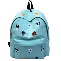 Discount Dog Backpacks For Girls | 2017 Girls Backpacks For School ...