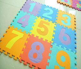 Wholesale Transport children s mat baby crawling mat EVA game pad Puzzles baby waterproof Children s Nursery Bedding