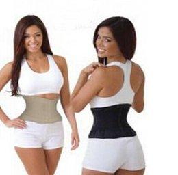 Wholesale Miss Belt Waist Trainer Belt Girdle Cincher Tummy Body Shaper Fitness Slimming Belt Box Packaging by DHL