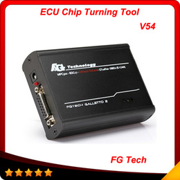2017 fg cars 2015 Super scanner FGTech Galletto 2 Master EOBD2 V54 newest version fg tech can for cars trucks and bikes New version free shipping