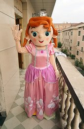 Wholesale Hot Sale sofia princess mascot costume custom fancy costume anime mascotte theme fancy dress carnival costume