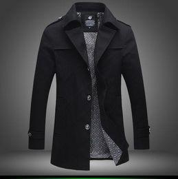 Discount Short Cotton Trench Coat   2017 Short Cotton Trench Coat ...