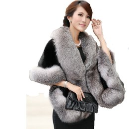 Discount Fur Coats Fox Rabbit | 2017 Fur Coats Fox Rabbit Vest on ...