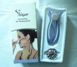 Wholesale New Beauty Tool Manually Threading Face Facial Hair Remover Epilator DHL