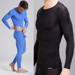 Cheap Mens Silk Long Underwear | Free Shipping Mens Silk Long ...