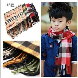 Wholesale Child Scarves Kids Scarf Children Scarves Boy Girl Winter Scarf Kids Scarves Children Scarf Boys Girls Fashion Scarves