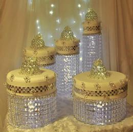 Discount Crystal Wedding Cake Stands 2017 Crystal Wedding Cake