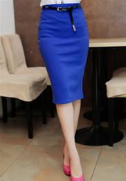 Discount Elastic Pencil Skirt Belt   2017 Elastic Pencil Skirt ...