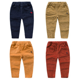 Discount Red Corduroy Pants Boys | 2017 Red Corduroy Pants Boys on ...