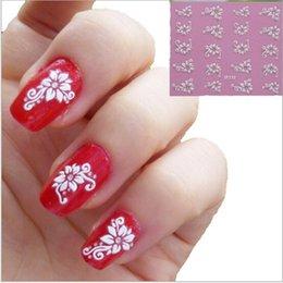 Wholesale Fashion Nail decals Nail stickers d nail nail