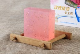 Wholesale Soap handmade soap rose essential oil Florid beauty type Pure natural products Gansu characteristic products Christmas gift