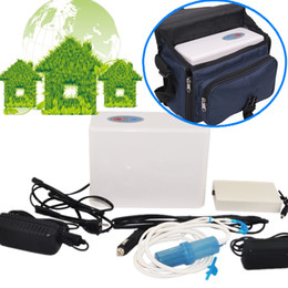 Wholesale CE FDA Portable Oxygen Concentrator house and traval use Free shiping by DHL