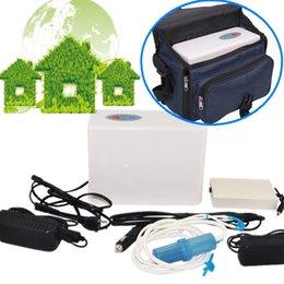 CE oxygène portable Concentrateur d'oxygène Concentrateur Générateur Accueil Voyage voiture 3L Avec batterie