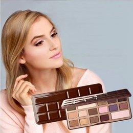 Wholesale New Makeup Eyes Too Faced Chocolate Bar Eyeshadow Palette Colors Eyeshadow Palette is very good