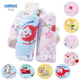 Wholesale Free shiping Darol cotton towel double baby blankets neonatal blanket baby bath towel