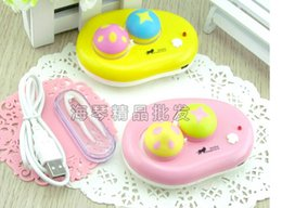 Wholesale 36pcs Contact Lens Case lovely Colorful Dual Box mushroom lenses cleaners battery and USB both way