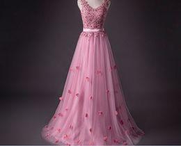 Wholesale 2016 wedding dress engagement female long section of the bride toast clothing evening dress bridesmaid dress dress