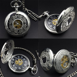 discount wind up pocket watches 2017 mechanical wind up pocket 2017 wind up pocket watches mens mechanical pocket watches 17 crystals hand wind up movement pocket
