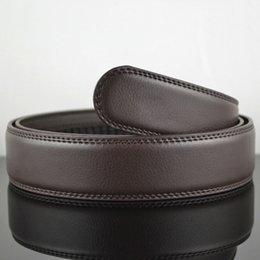 274 Estilo automático hebilla de cinturón Moda hombres correa de cuero de alta calidad y de lujo Cinturón