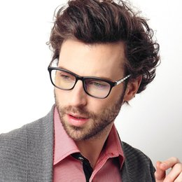 wholesale 0 zero diopter aluminum magnesium alloy optical glasses frames optical reading glasses for white collar