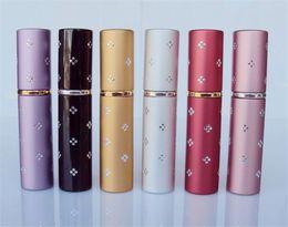 Wholesale Top quality Travel Perfume Atomizer Refillable Spray Empty Bottle