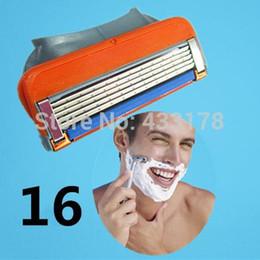 Wholesale men s mens FP razor blade blades shaving shavings original shave brand for men high quality