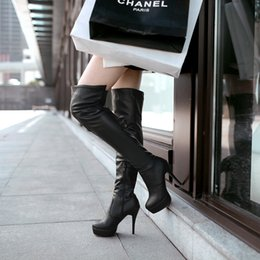 Size 12 Knee High Heeled Boots Online | Size 12 Knee High Heeled ...