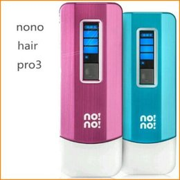 Wholesale No no Hair PRO3 PRO5 Epilator MAN Lady BodyShaver Ladies Shavers Products Best Hair Remover Latest Hot Portable No no Hair