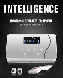 Wholesale Portable Professional Intelligent Fractional RF Radio Frequency Dot Matrix Lattic Skin Lifting Thermage Machine