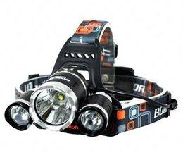 5000 Lumen 3XCREE XM-L T6 LED headlamp 18650 Chef Lampe torche + 2XCharger Livraison gratuite