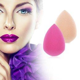 Wholesale Retail Package Cute Waterdrop Sponge Make Up Calabash Water Drop Flawless Smooth Beauty Makeup Cosmetic Powder Cosmetic Puff