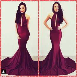 Discount Cheap Wine Prom Dresses | 2017 Cheap Red Wine Prom ...