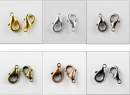 Wholesale Hot Lobster Parrot Clasp mm Gold Silver Bronze etc