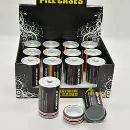 Wholesale Secret Stash Diversion Safe BIG AA Battery Pill Box Hidden Container Case Gift New