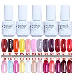 Wholesale 10PCS Gelish Nail Polish UV Gel Soak Off Gel Polish Nail Lacquer Varnish Brand New Long lasting Colors Color ml N016