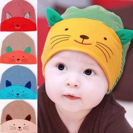 Wholesale new fashion baby hat children cap baby cotton hat head cap turban hat hot style