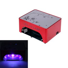 Wholesale 35W CCFL LED UV Lamp UV Gel Manicure Pedicure Nail Dryer with Timer Nail Care Machine Lamp For Nail W947