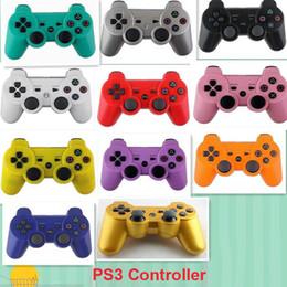 Controlador de jogos sem fios Bluetooth Gamepad para PlayStation 3 PS3 Game Controller Joystick para jogos de vídeo Android 11 cores disponíveis