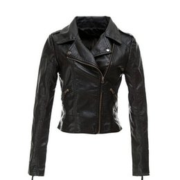 Discount Women S Thin Leather Jacket | 2017 Women S Thin Leather ...