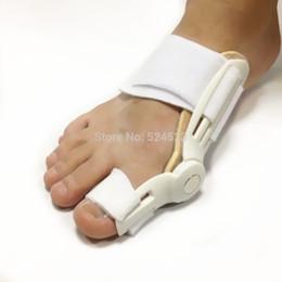 Wholesale Newest Enhanced Hallux Valgus Orthopedic adjust big toe Pain Reliefe Bunion Orthotics Toe Separator Feet Care