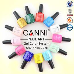 Wholesale X Nail Art CANNI Factory Hot Sale UV Gel China Glaze Nail Polish CANNI Color Gel