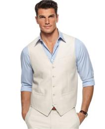 Discount Linen Vest For Men | 2017 Linen Vest For Men on Sale at ...