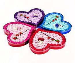 Wholesale 2015 New Hot Creative Roses Gift Box Birthday Gift Valentine s Day Present for Girl Friend Wife or Teachers Soap Flower Bear Case