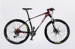 costelo SOLO 27.5 29er complete bike downhill Mountain Bike complete Double Brake Wheel Mountain Bicycle free shipping